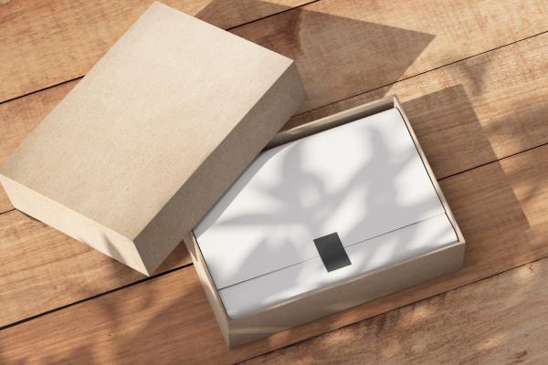 Caixas de Cartão Compacto Standard- Eco Friendly